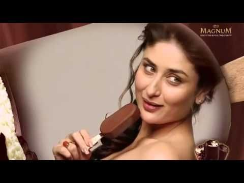Kareena Kapoor Hot At Magnum Ice Cream Launch Youtube Youtube Magnum Ice Cream Product Launch