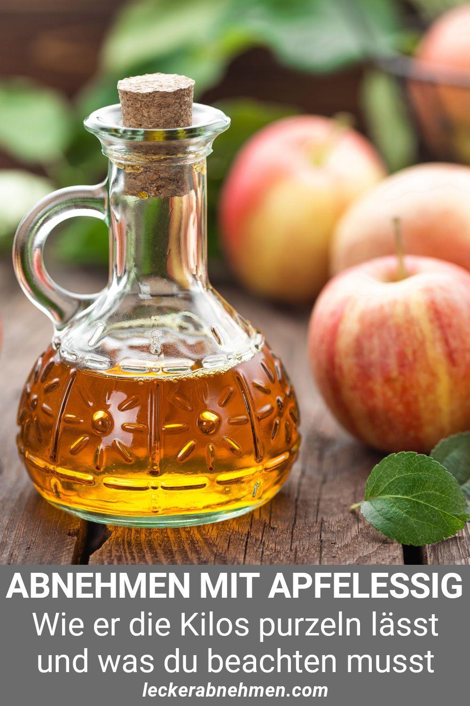 Apfelessig Heilmittel zur Gewichtsreduktion
