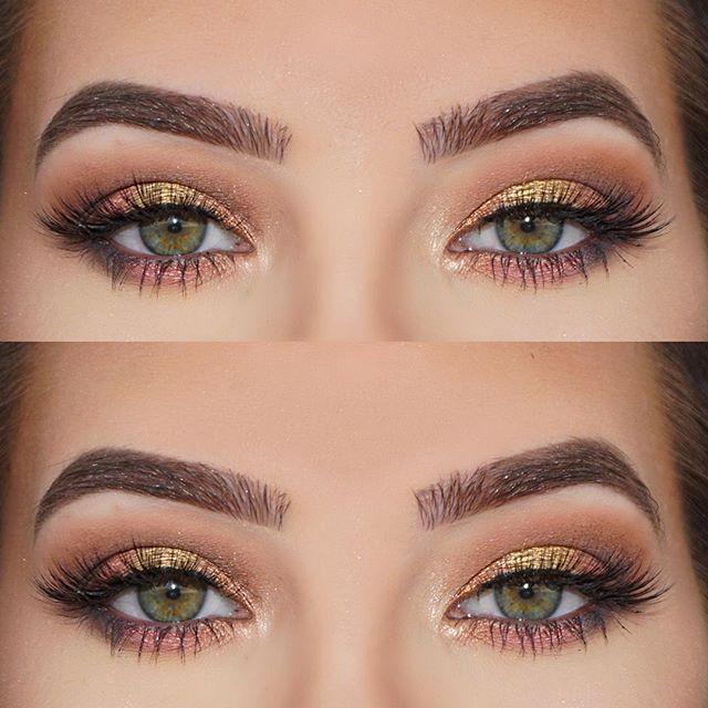 Tendance maquillage yeux 2017 2018 les posts de instagram de laurabadura - Tendance make up 2017 ...