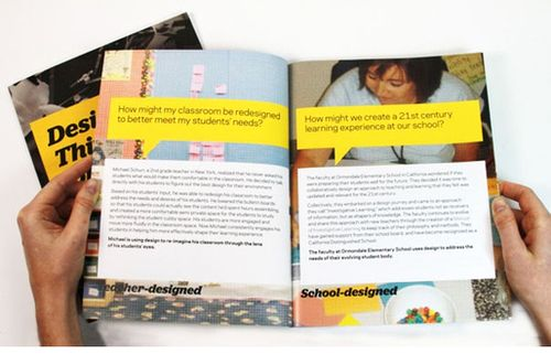 The New Design Thinking Toolkit for Educators
