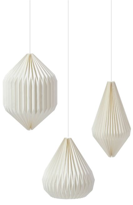 Citta Design Paper Lampshadesfrom Fancy Nz Design Blog Paper Lampshade Lampshades Diy Lamp