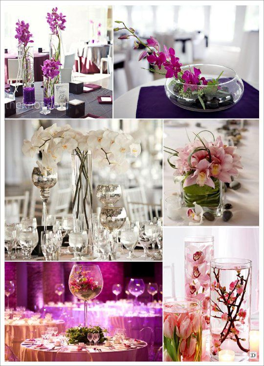 Fleur Mariage Centre De Table Orchidee Asie Inspired Pinterest