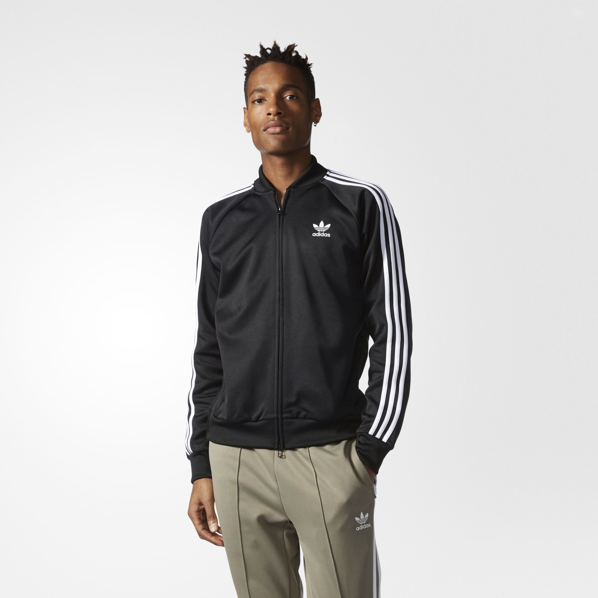 adidas - SST Relaxed Track Jacket
