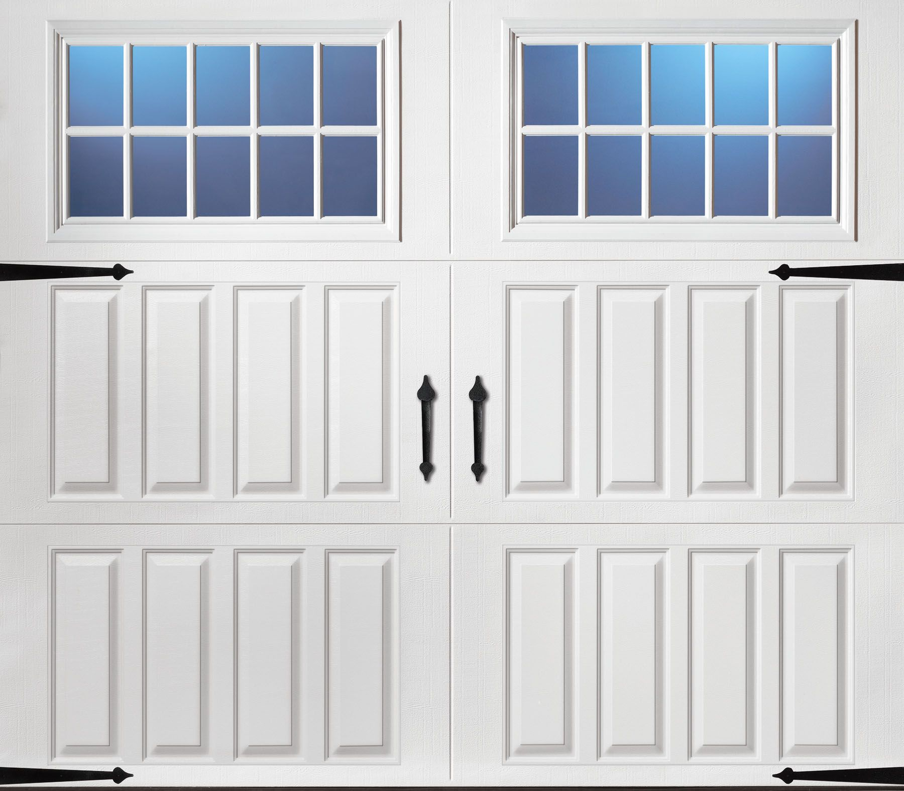 Bordeaux Maderia Windows Residential Garage Doors Garage