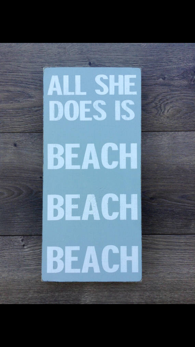 Beach Signs Wooden Wall Plaque With Sayings Funny Themed Gifts