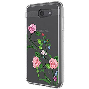newest e2404 94eec Amazon.com: Samsung Galaxy J3 Emerge Case/J3 Eclipse/J3 Prime / J3 ...