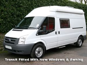 Windows Amp Awning Ford Conversions Transit Conversion Plans