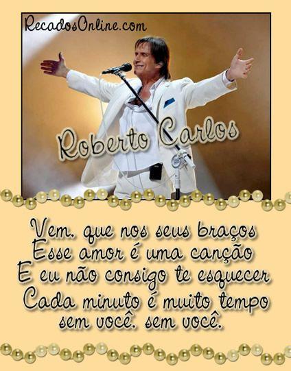 Trecho De Musicas Roberto Carlos Pesquisa Google Trechos De