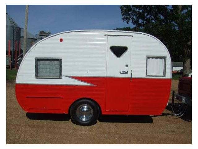 small campers Google Search Little Travel Trailers Pinterest