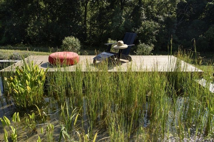 Architect Visit A Natural Pool and Passive House in New