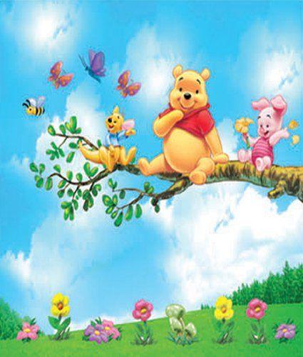 Winnie Pooh Wandtattoo | Kinderzimmer ▷ Winnie Pooh | Pinterest