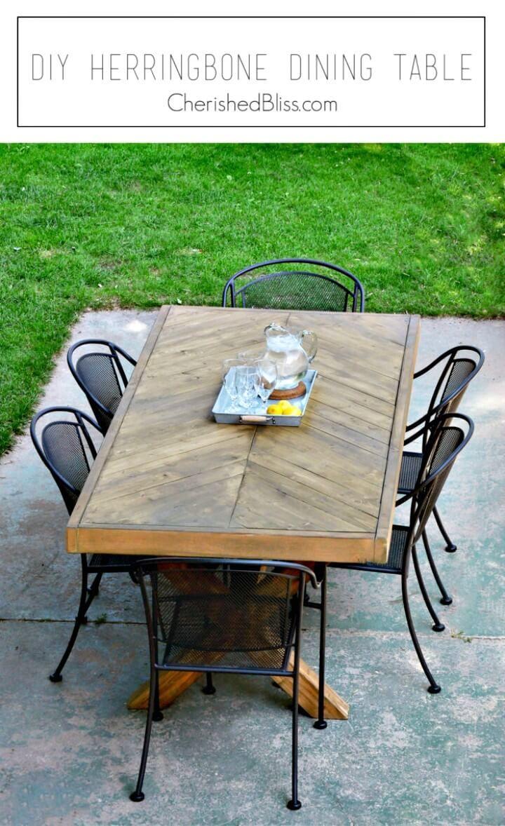 54 Diy Garden Furniture Ideas To Update Your Home Outdoor Diy