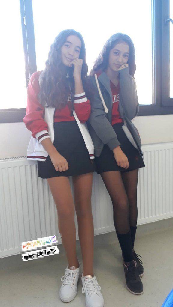 Pin auf teens in pantyhose