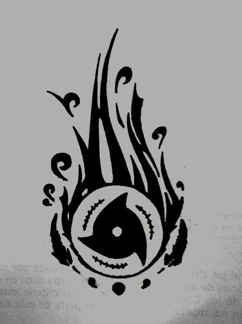 Itachi Uchiha M Sharingan Tattoo Sketch Tattoos Tattoo Sketches