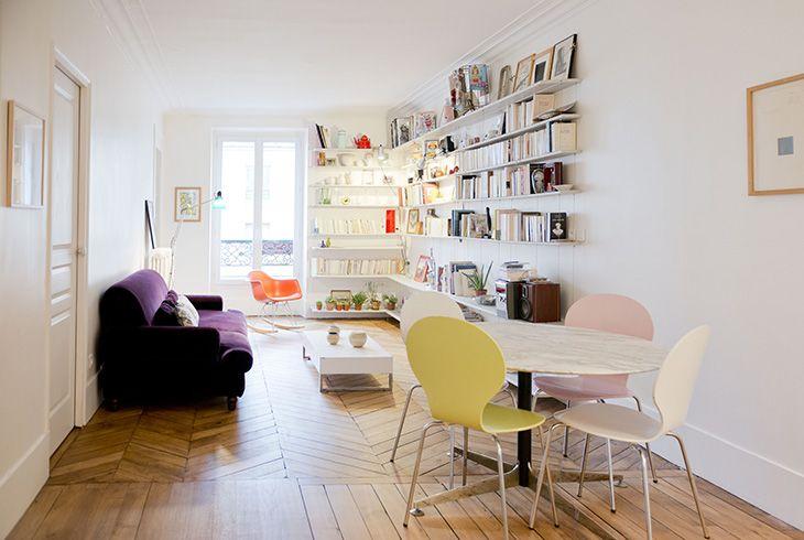Cocottes studio architecte d 39 int rieur paris avec - Architecte interieur paris petite surface ...