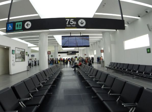 Chihuahua shuttles  |Chihuahua Mexico Airport Sala