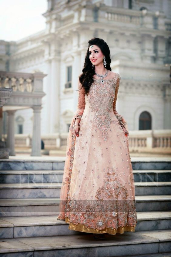 Latest Bridal Engagement Dresses Designs 2018-2019 Collection ...