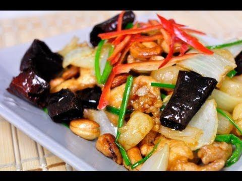 Thai food stir fried chicken with cashew nuts gai phad med ma thai food stir fried chicken with cashew nuts gai phad med ma muang forumfinder Gallery