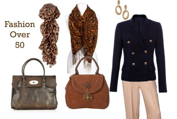 Tailored Classics ~ http://www.musingsofahousewife.com/2011/11/fashion-over-50.html