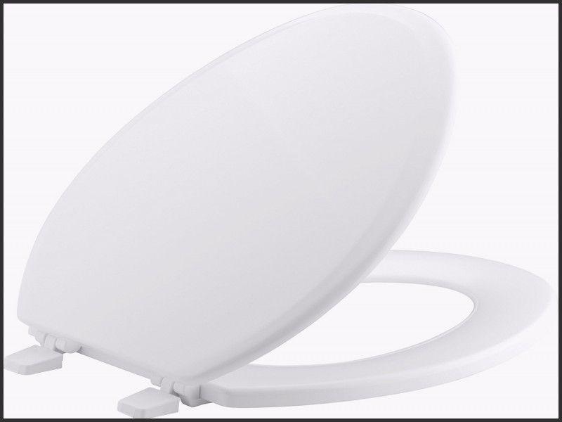 Unique Elongated Toilet Booster Seat