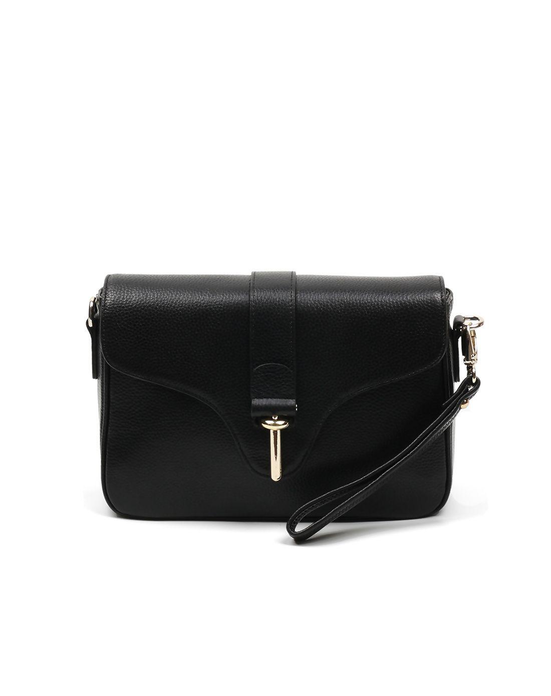 ... low cost e4913 fb5ac AdoreWe VIPme Shoulder Bags - agebel Black Elegant  Leather Shoulder Bag -  buy online d2e3e 179ec AdoreWe StyleWe Womens -  QIANBH ... d228f03427969