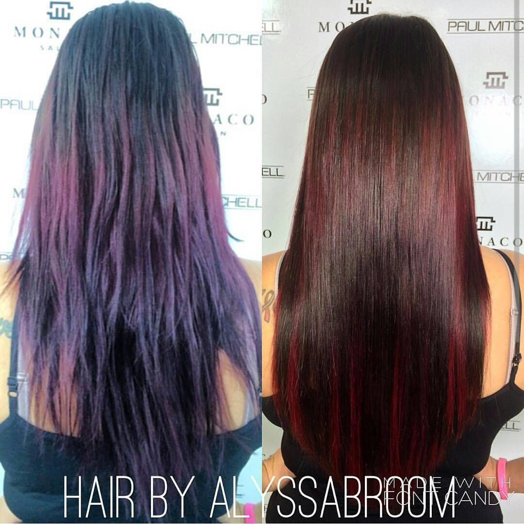 Before After She Hair Extensions By Socap Adding Volume Body