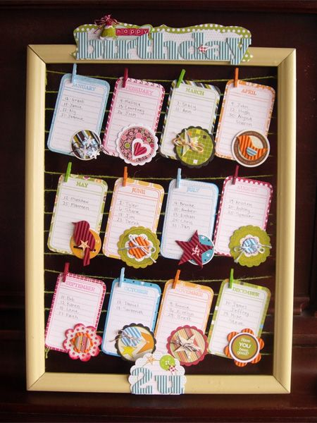 Love Calendar Ideas : I love this must do crafty ideas pinterest