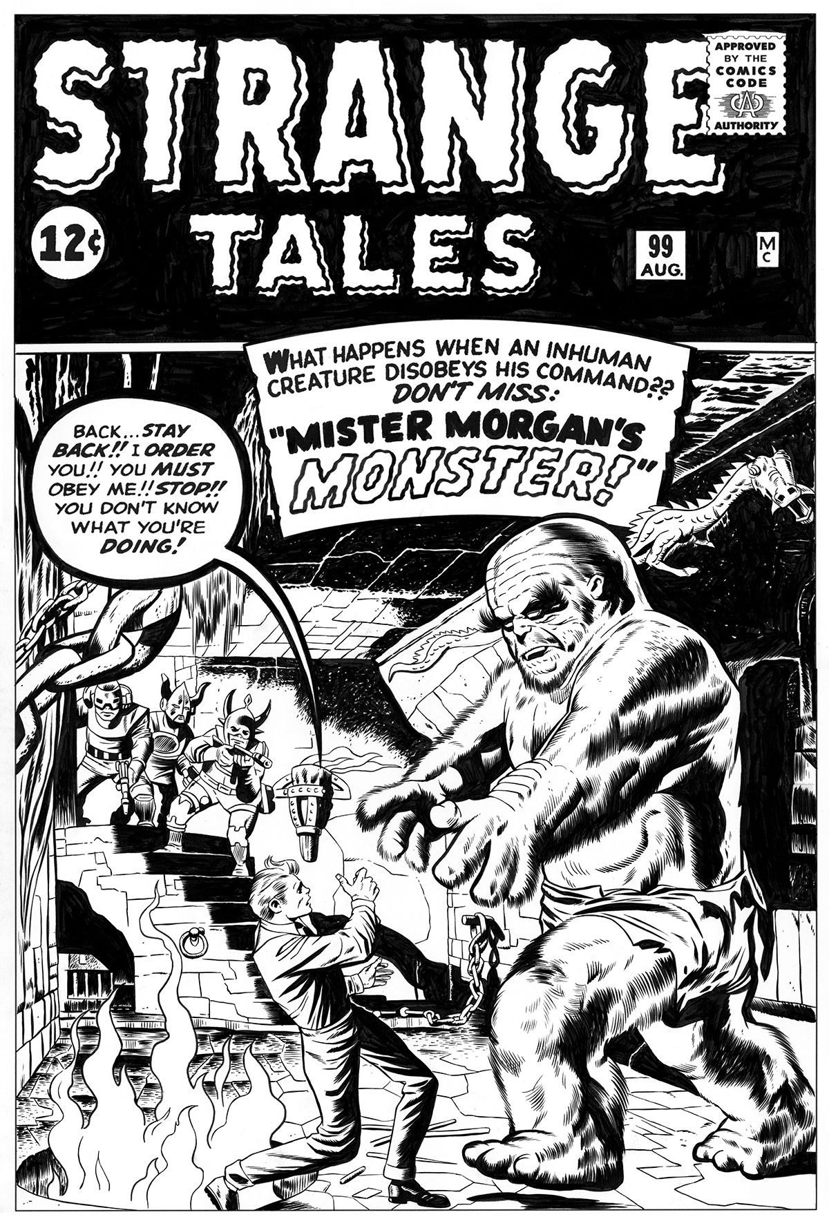 Dick ayers cover recreation