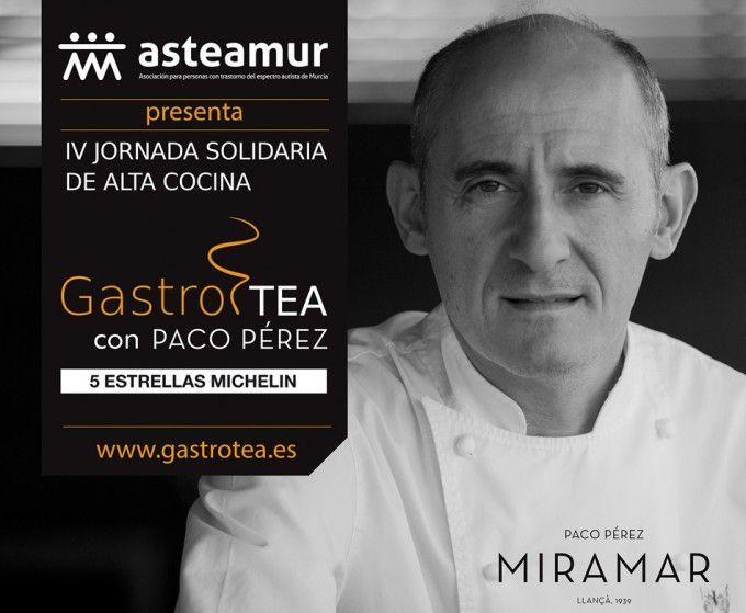 GastroTEA Jornada Solidaria de Alta Cocina 2016