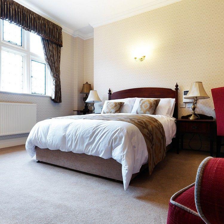 Teppichboden für Schlafzimmer \u2013 Farben, Typen und Ideen