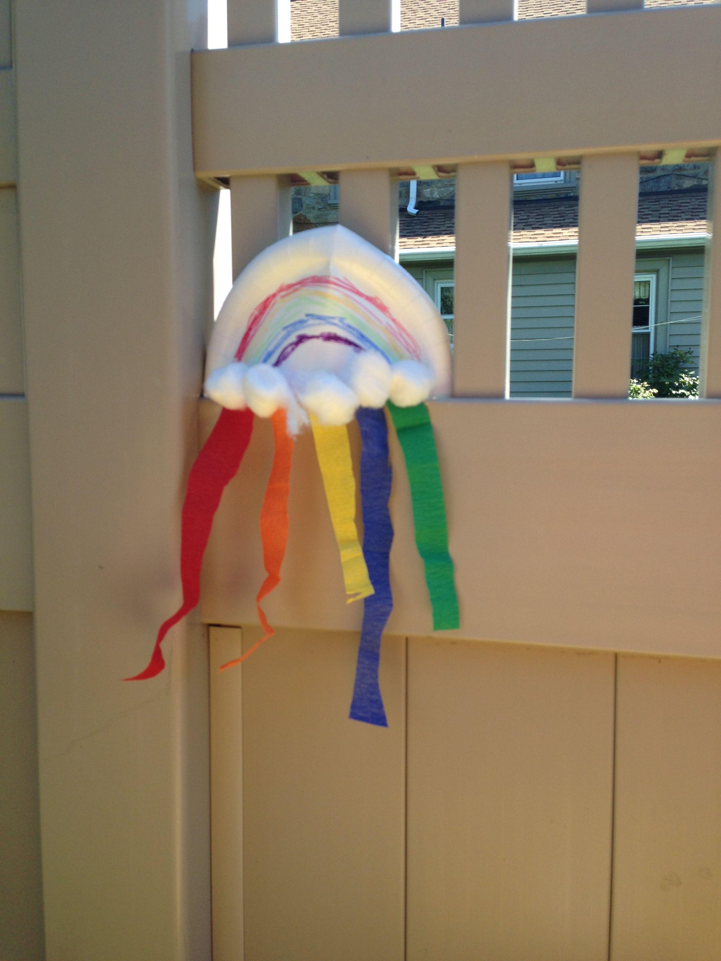 Make ud own rainbow