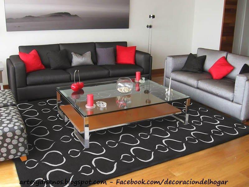 Alfombras para ambientes del hogar dise o y decoraci n for Decoracion hogar diseno