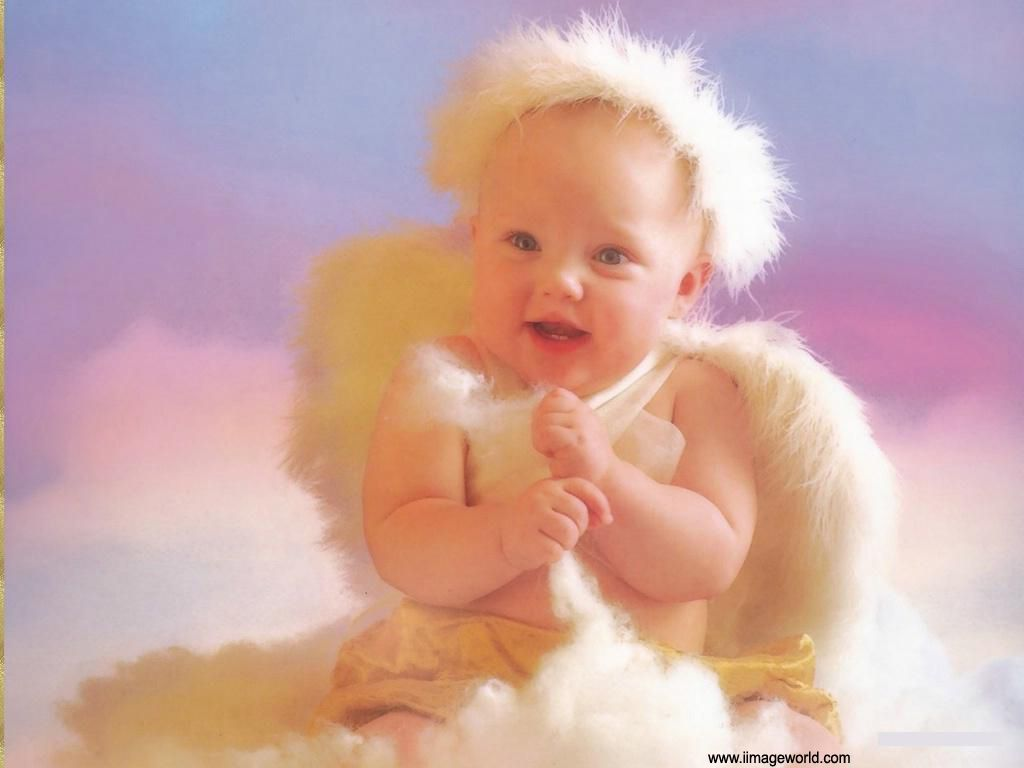 Sweet Angel Cute Baby Quotes Baby Angel Cute Baby Wallpaper