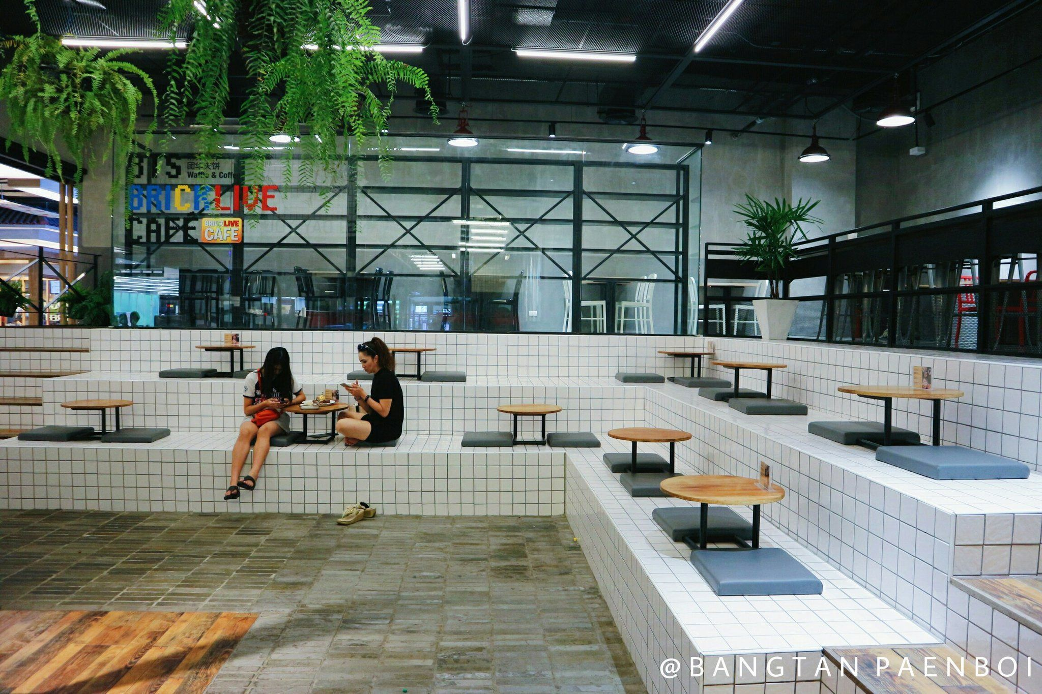 This Amazing Bts Themed Cafe In Thailand Is Now Open Themed