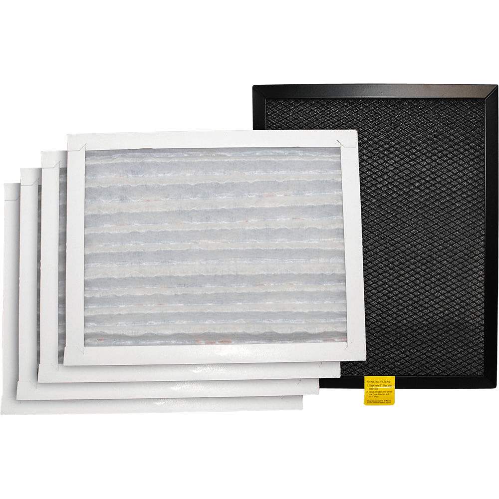 Buy Cheap Santa Fe MERV 8 Dehumidifier Filter Set (9 x 11