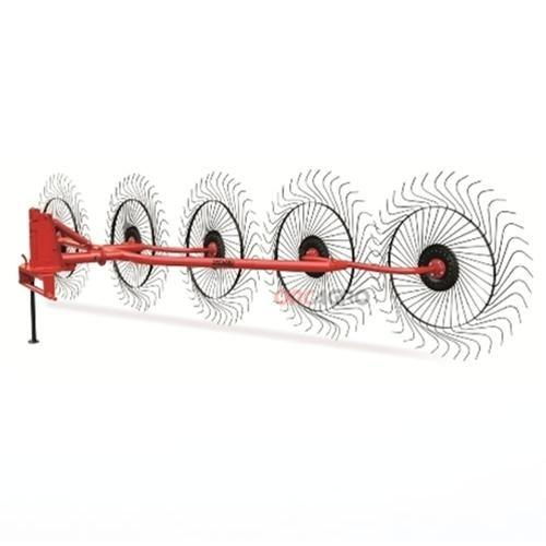 5 Wheels Hay Rake