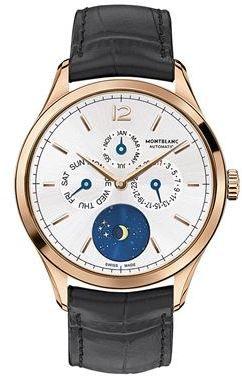 843bcdf7ad9 Montblanc Heritage Chronométrie Quantième Annuel Vasca da Gama Limited  Edition Watch