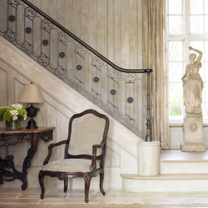 Beautiful Front Hall And Staircase: D. Stanley Dixon Architect