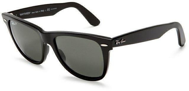 Ray-Ban RB2140 Original Wayfarer Sunglasses $59.99 (newegg.com)