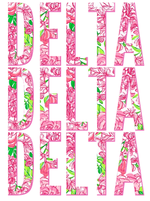 tridelta and lilly <3