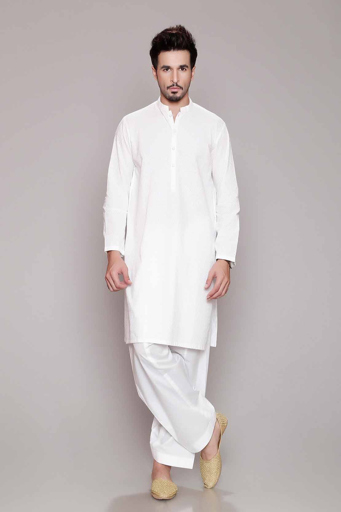 5c9bfda5aa938 Latest Men Modern Kurta Styles Designs Collection 2018-19 by ...