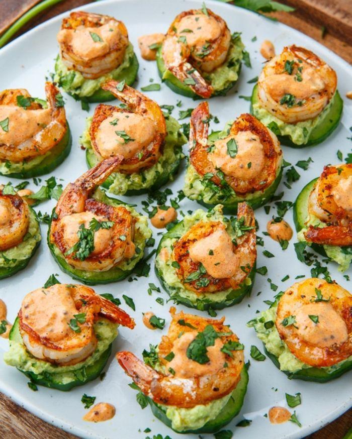 1001 + idées gourmandes de tapas recette facile et rapide ...