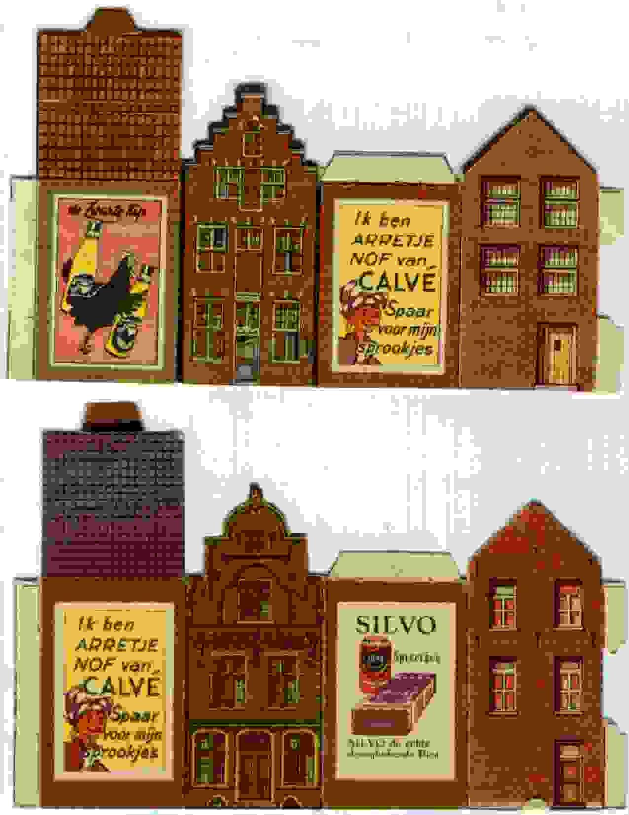 Jean Day Miniatures - Printable Houses | Miniature food