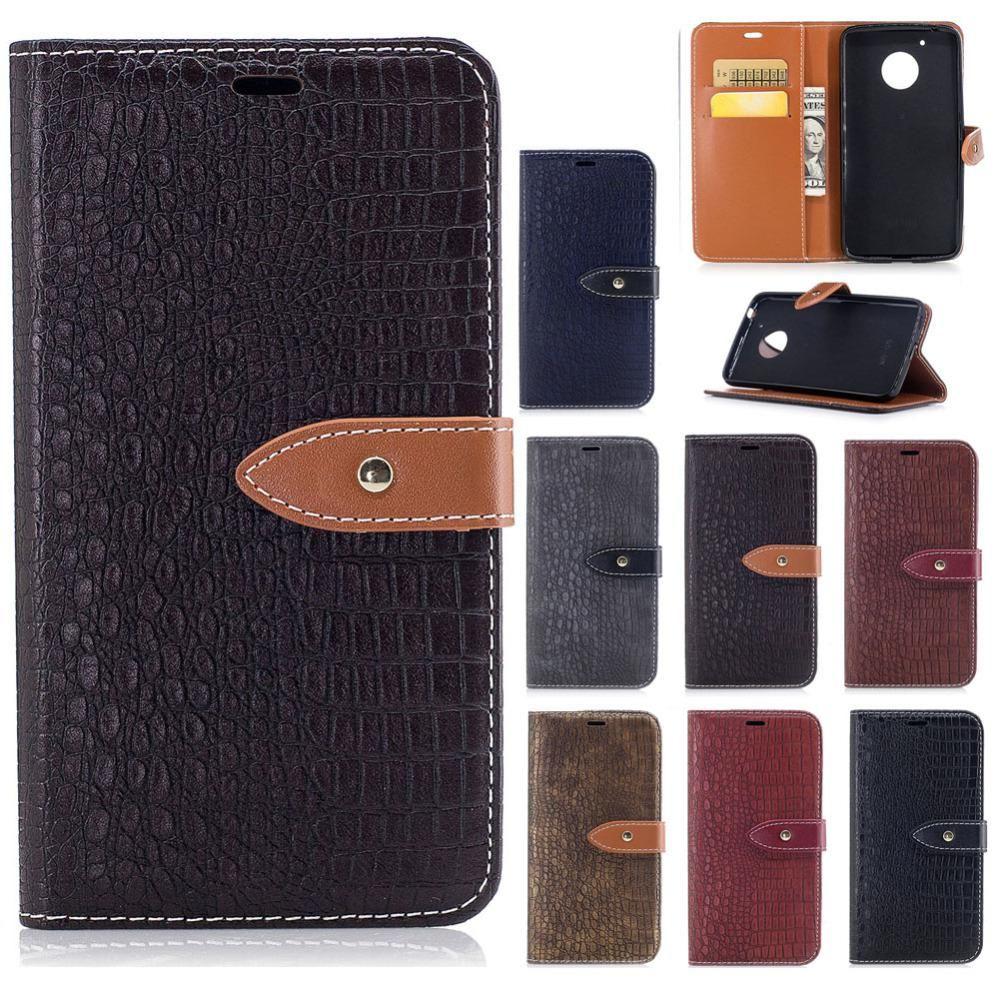 Crocodile Skin Flip Case For Motorola G5 Protective Luxury Goospery Samsung Galaxy S8 Plus Canvas Diary Gray Leather Us 539