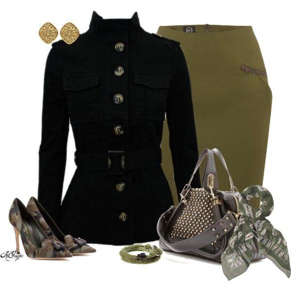 Love Military Fashion Contest
