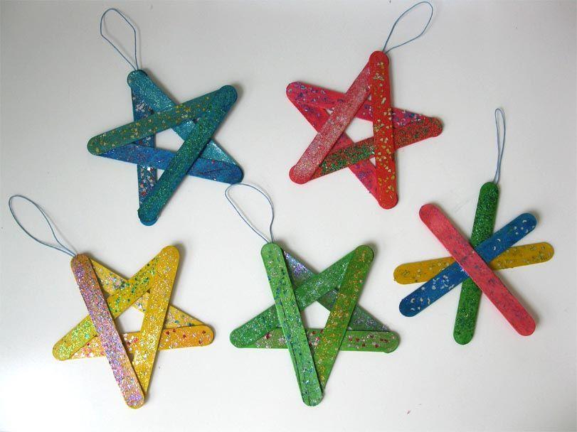 Lovely Christmas Star Craft Ideas Part - 4: Christmas Tree