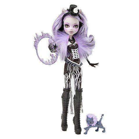 Amazon Com Monster High Freak Du Chic Clawdeen Wolf Doll Toys Games Custom Monster High Dolls New Monster High Dolls Monster High