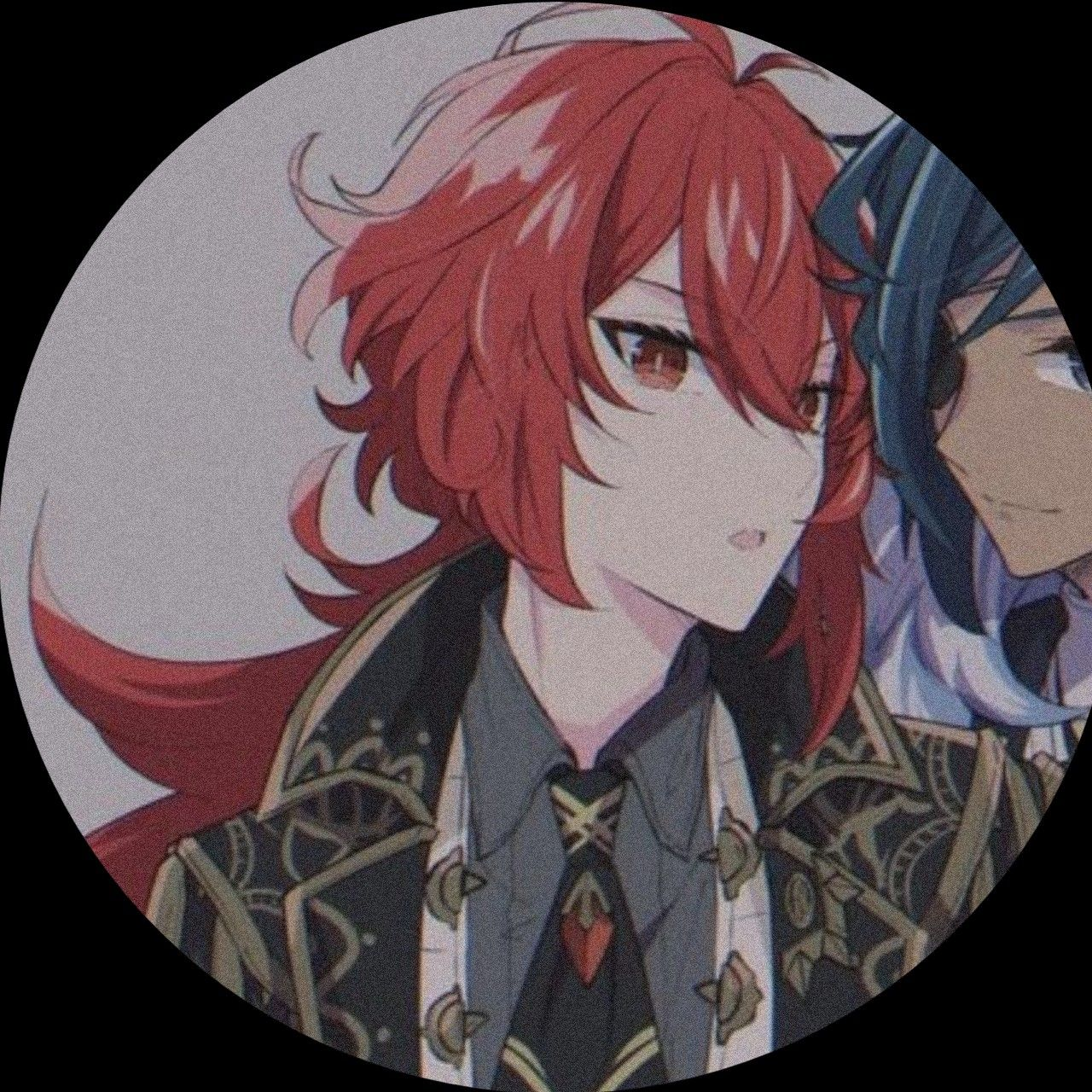 Photo of Diluc and Kaeya Matching Icon