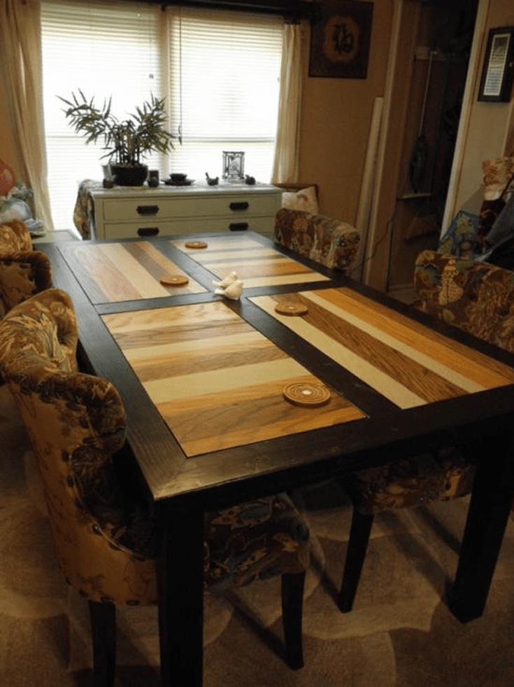 13 Free Dining Room Table Plans For Your Home Dinning Room