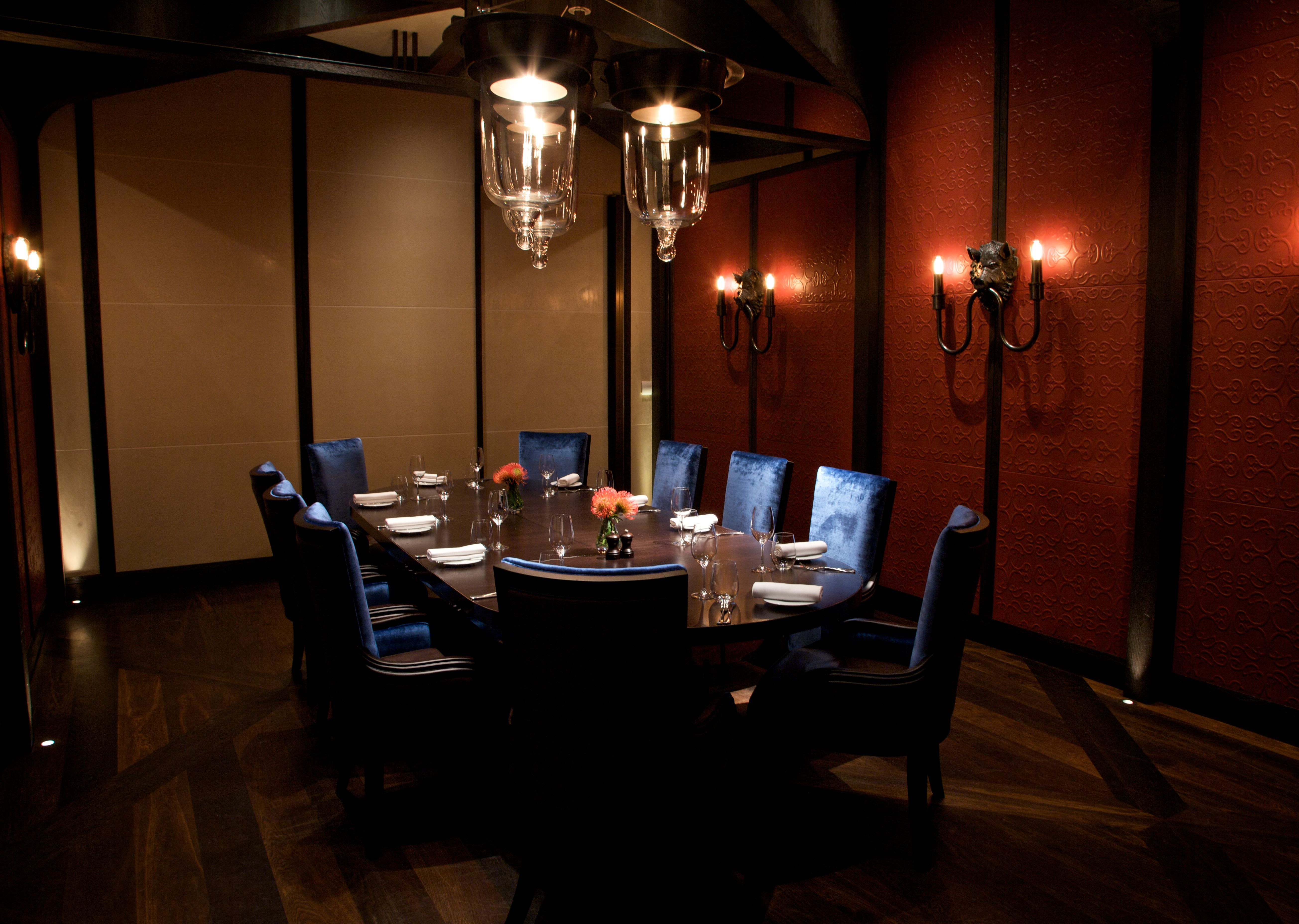 Private Dining Room at @Mandarin Oriental Hyde Park\'s Dinner by ...